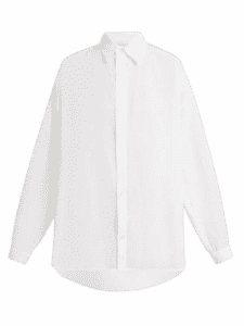 chemise blanche fashion mode trends